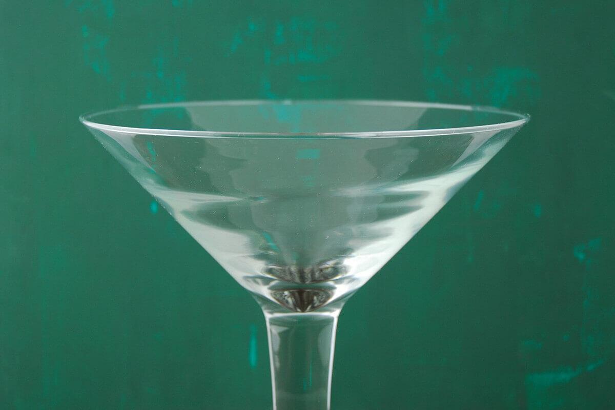 "Large 10"" Martini Glass Vase 48 Ounce"