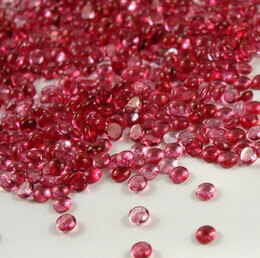 1 lb. Ruby Red Diamond Drops