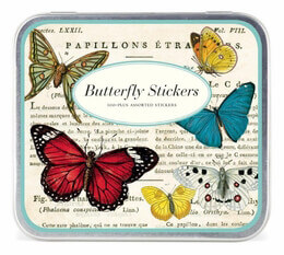 Butterfly Stickers By Cavallini & Co.