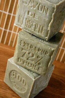 Savon de Marseille Olive Oil Soap 600 Gram