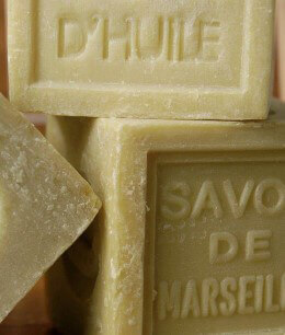 Savon de Marseille Pure Olive Oil Soap 300 Gram