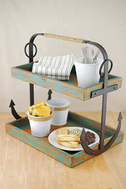 2-Tier Anchor Caddy
