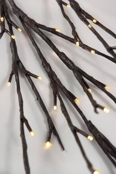 Lighted LED Willow Branches | Gold