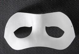 Paper Half Mask Form