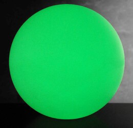 LED Color Changing Orb Light with Remote 24in