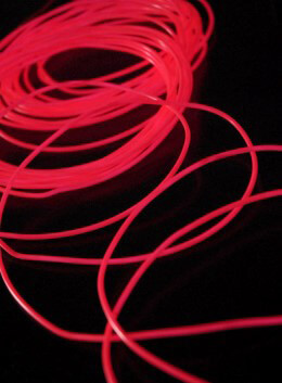 El Wire Lights Pink | 2.6mm | 40 Ft