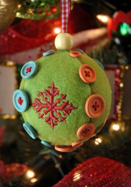 Crafty Christmas Tree Ornament