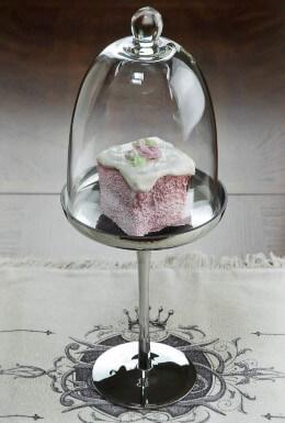 Silver Dessert Pedestal