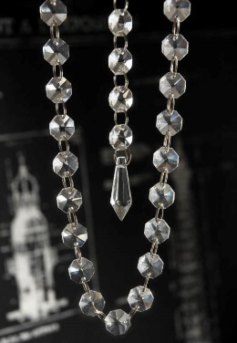 Hanging Crystal Garland