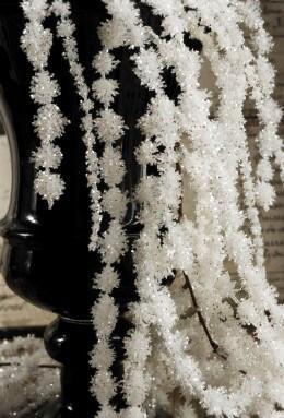 Iridescent Amaranthus Garland
