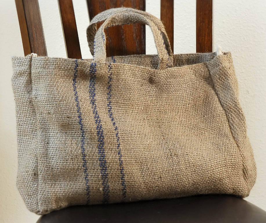 Bag Burlap Tote 26