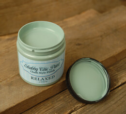 Shabby Chic Paint Chalk Style Finish - Relaxed 4 oz