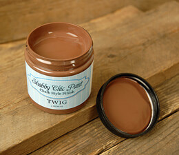 Shabby Chic Paint Chalk Style Finish - Twig 4 oz