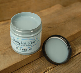 Shabby Chic Paint Chalk Style Finish - Surfside 4 oz