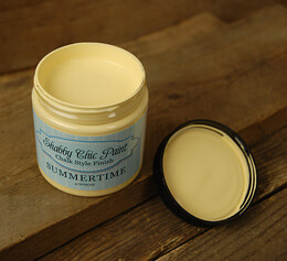 Shabby Chic Paint Chalk Style Finish - Summertime 4 oz
