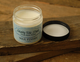 Shabby Chic Paint Chalk Style Wax Finish 4 oz