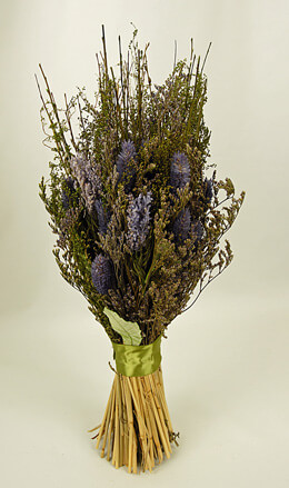 Preserved Lavender Bundle 16.5in