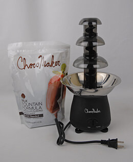 Make n' Mold ChocoMaker Chocolate Fountain 14in