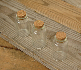 Bitty Bottles 2in 20ml (Set of 20)