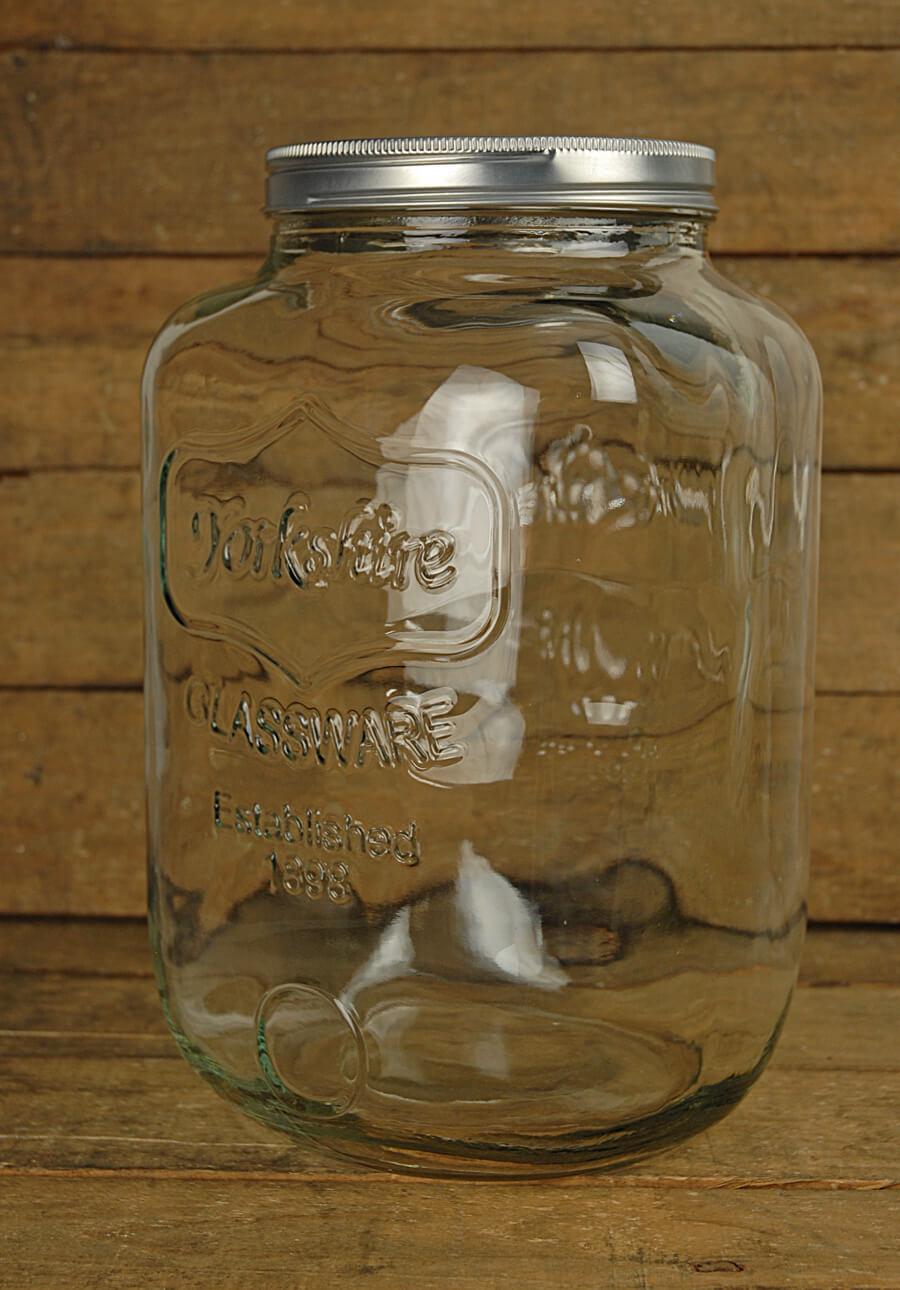 large mason jar 2 gallon. Black Bedroom Furniture Sets. Home Design Ideas