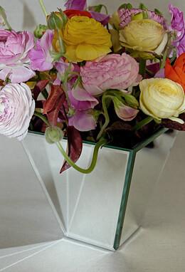 "Titan Vase 5.75""x5.75"""