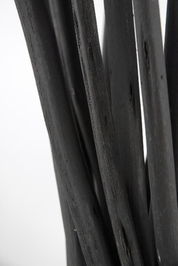 Fiber Sticks Black 26in (Pack of 15)