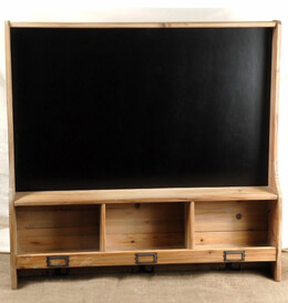 Chalkboard Shelf 30in