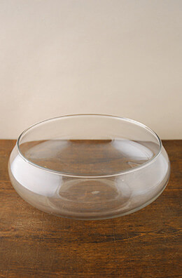 Floating Candle Bowl 9.5in