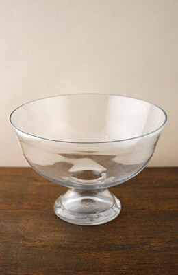 Pedestal Bowl 10in
