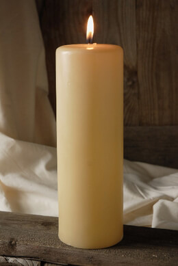 """8  - 12""""   Candles"""""""