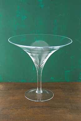 Martini Glass Vase 12in