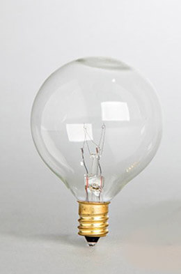G40 Globe Replacement Bulbs 2pk