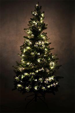 Five Foot Accordion Christmas Pine Tree