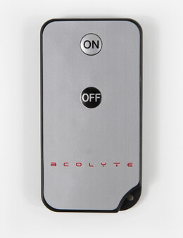 Remote Control for Select Single Color Acolyte Products