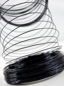 Aluminum Wire Black 158ft, Floral Designing Tools