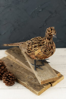 Artificial Pheasant 19in