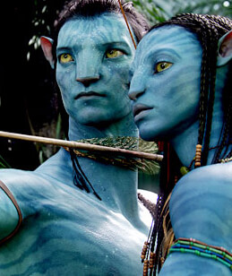 Avatar Navi Movie Makeup Kit