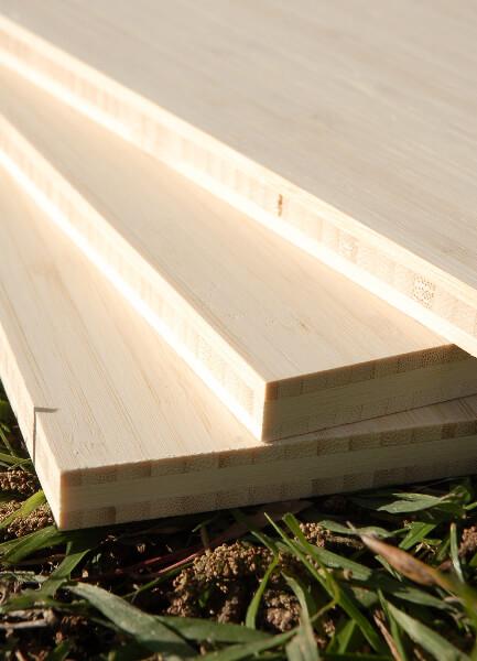 "Bamboo Slabs 8"" x 6"""