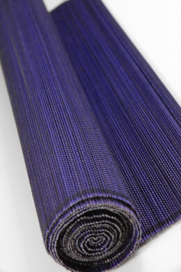 Bamboo Table Runners 72 x13 Indigo Purple