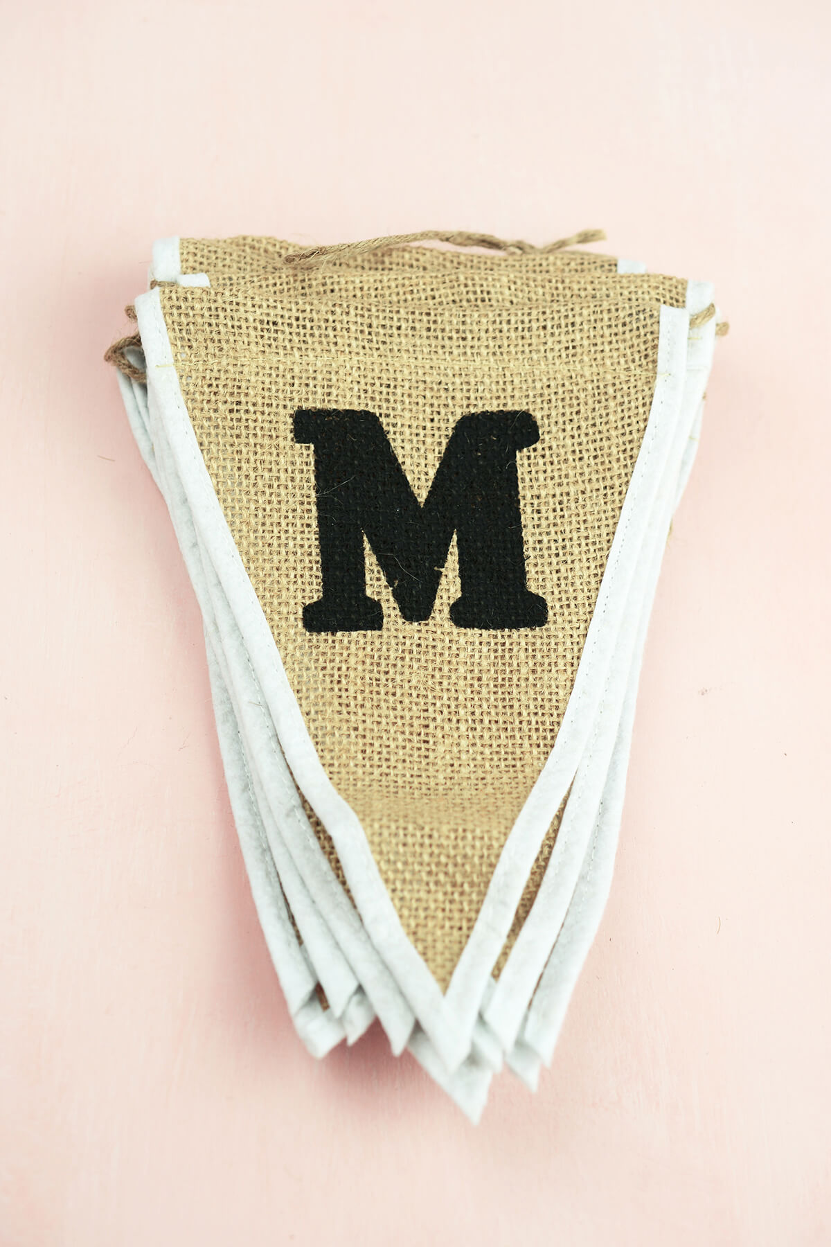 Just Married Burlap Banner 90 Quot