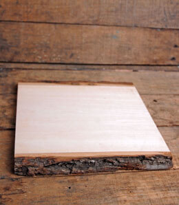 Basswood Plank Country 10in