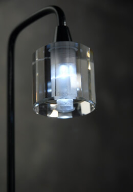 """Battery Operated Path lighting 21"""" White LED"""