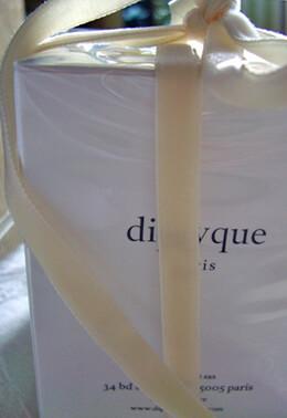 Cream Italian DF Velvet Ribbon  3/8 Inch x 11.5ft