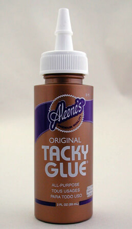 "Aleene's Original ""Tacky"" 6 Bottles Glue-2 Ounce Bulk Buy"