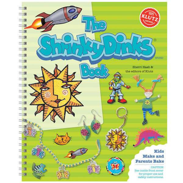 The Shrinky Dinks� Book $11