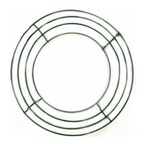 "10 Box Wire 10"" Wreath Frames"