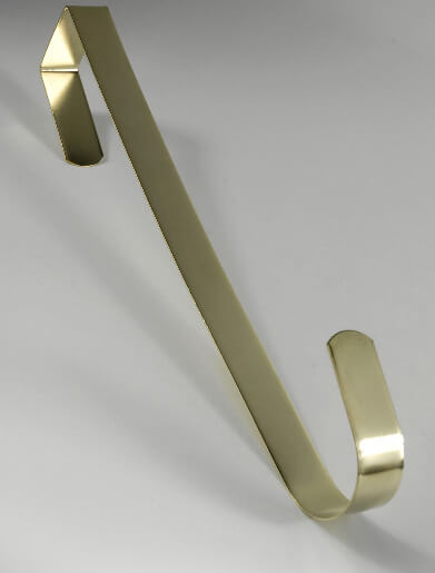 Wreath Hangers Gold 12in (Pack of 3)