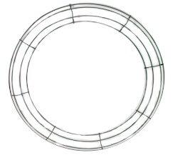 "10 Box Wire 20"" Wreath Frames"