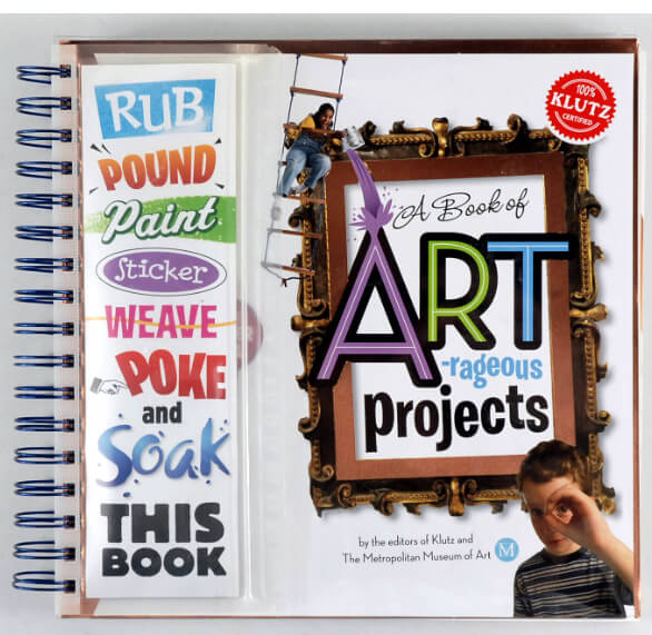 A Book of Artrageous Projects by the Metropolitan Museum of Art