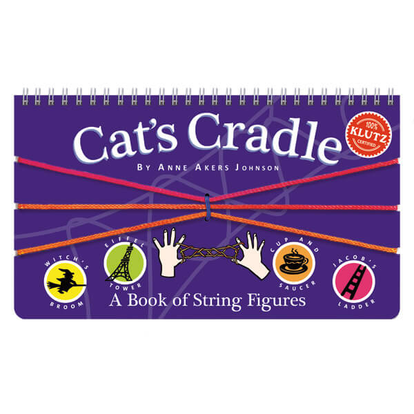 Cat's Cradle Book  KLUTZ $8